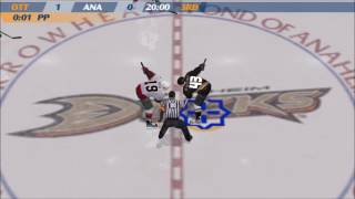 NHL 07 PSP Gameplay HD