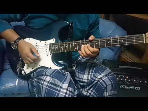 Hyper Act - Kasih Solo Guitar Cover