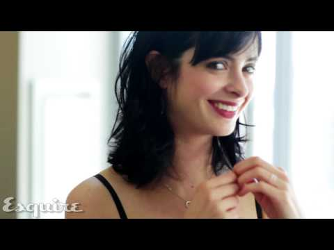 Me In My Place ® - Krysten Ritter -  for Esquire's Funny Joke told by a Beautiful Woman