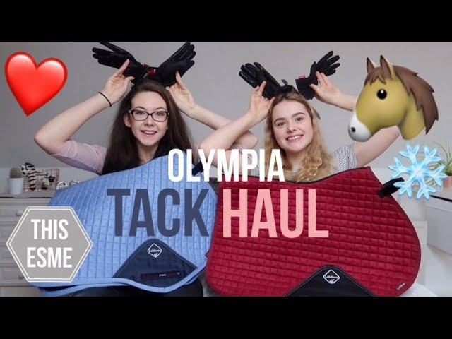 TACK HAUL   Olympia 2017   This Esme