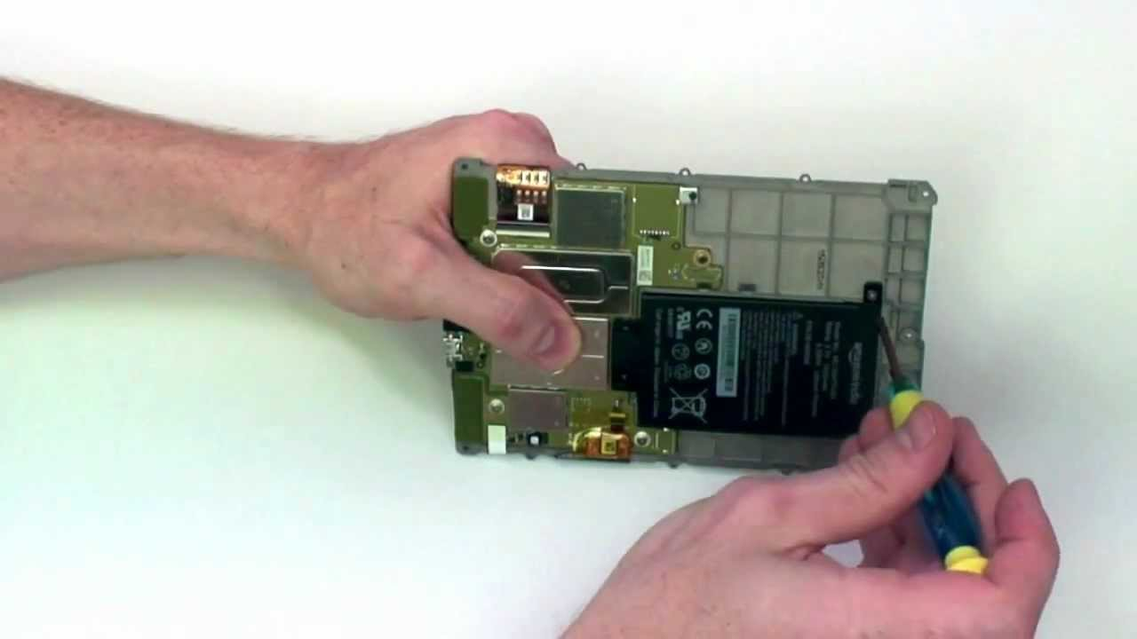 How to Take Apart the Kindle Paperwhite