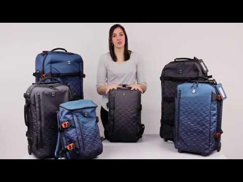 7c733ddece LauraExplains - Victorinox Vx Touring Collection - YouTube
