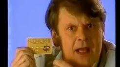 Osuuspankki Kultakortti Mainos 1988