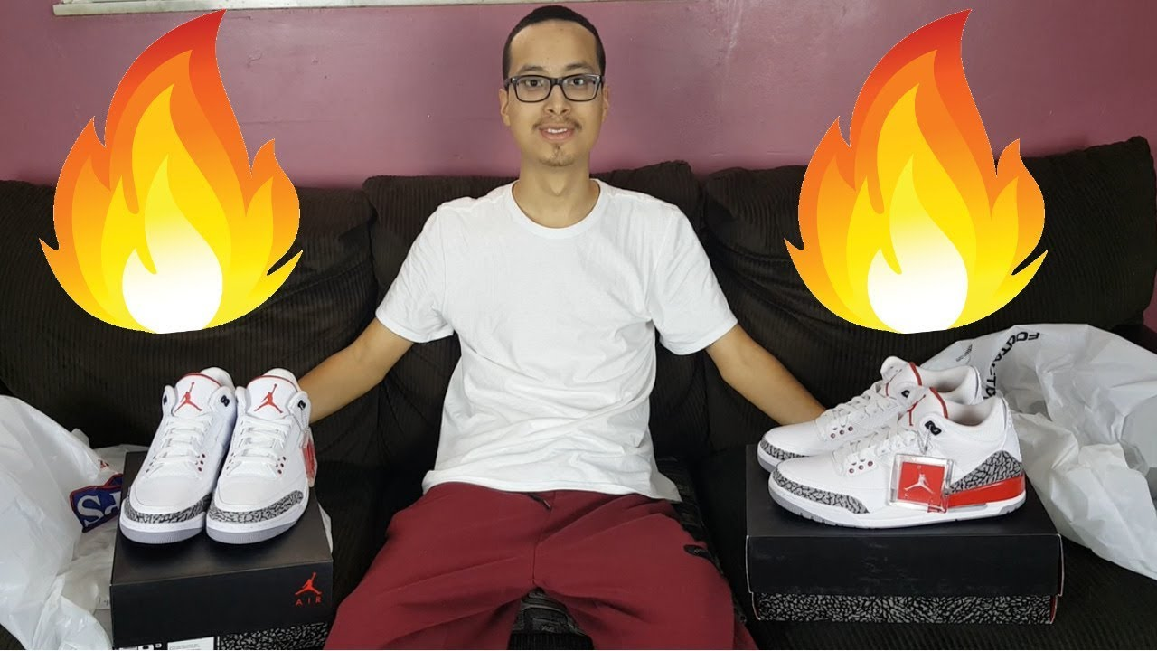 191d6f899c7 Why Did These Sell Out  Air Jordan 3 Retro Hall of Fame (Katrina ...