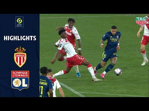 Monaco Lyon Goals And Highlights