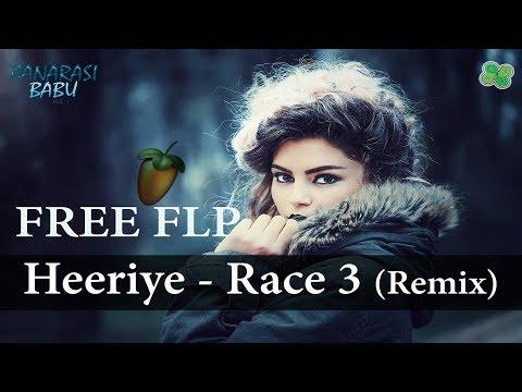 heeriye-(remix)---race-3- -dj-ravi-&-dj-harsh-  -banarasi-babu-vol.-1-  -wapking-music