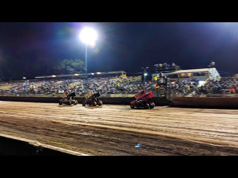 Lernerville Speedway: 360 Racing Video