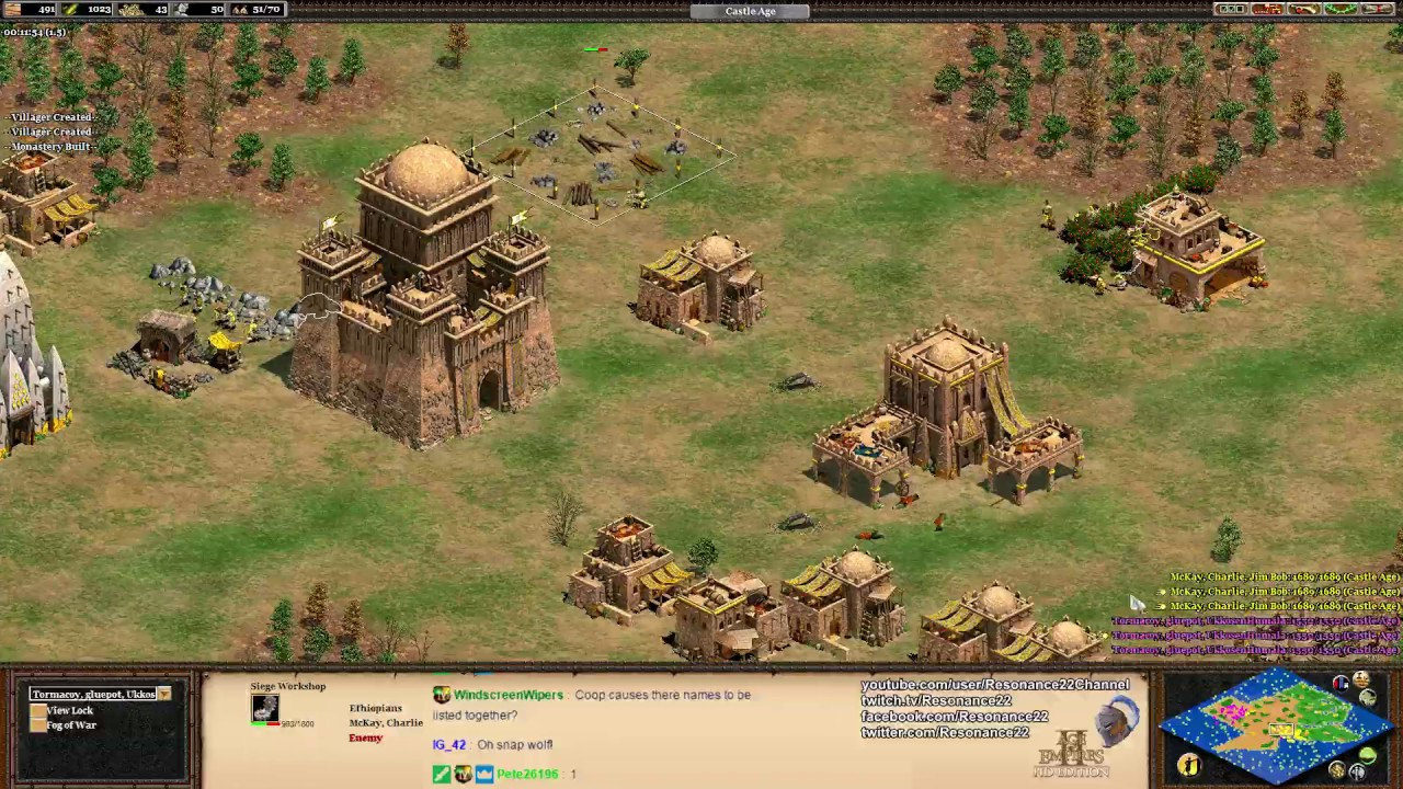 age of empires 2 hd multiplayer desync