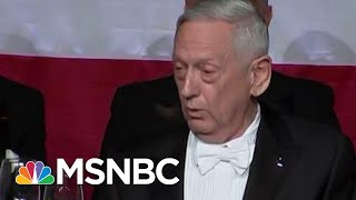 Gen. James Mattis Fires Back At Trump For