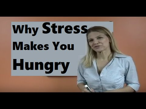 Why Stress Makes You Hungry & How to Stop Stress Eating