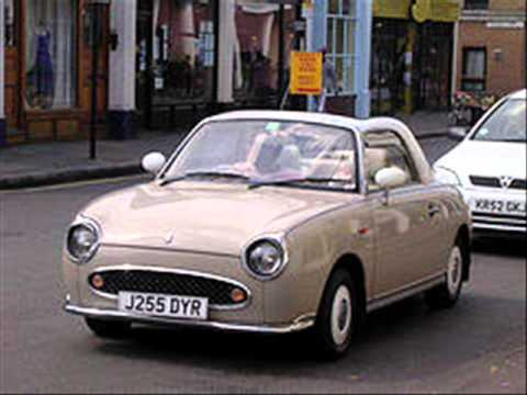 Nissan Figaro for sale - YouTube
