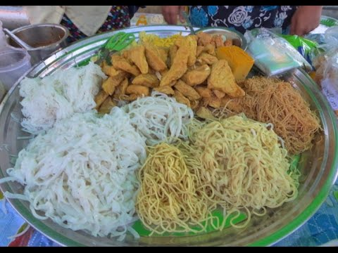 #67 YANGON, BURMA: EATING IN YANGON AND HOW MUCH IT COSTS