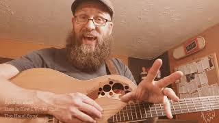 This Is How I Wrote That - The Hand Song
