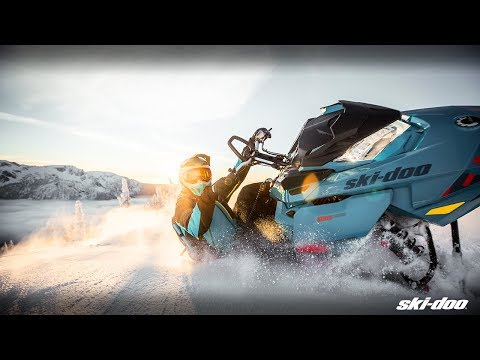 The 2019 Ski-Doo Summit & Freeride Snowmobiles