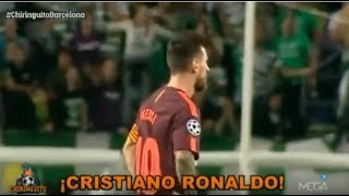 SPORTING CP FANS CHANT