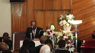 Herman Cain's Life Honored During Atlanta Funeral