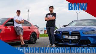 BMW M3 Competition & M4 Competition Pe Circuit Și Pe Stradă - Cavaleria.ro
