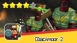 Blackmoor 2 VILLAINS Day6 Ned Betty Walkthrough Co Op Multiplayer Hack & Slash Recommend index four