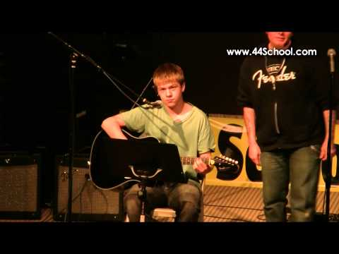 Ryan S 44 School of Music Fall 2012 Concert Piano and Guitar Lessons