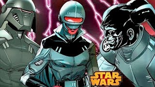 3 NEW Inquisitors Introduced in Vader Comic and Why It MATTERS! - Inquisitors Explained