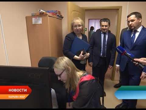 Александр Цыбульский посетил Комплексный центр социального обслуживания