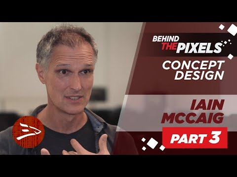 Iain McCaig - Of Inspirations, Tips and designing - THU Special Edition