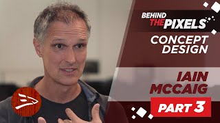 Iain McCaig - Of Inspirations, Tips & Designing | Concept Art | 3dsense Behind The Pixels