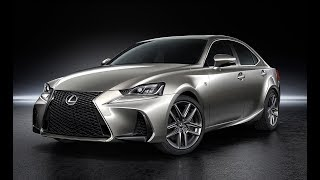 2017 Lexus IS300 AWD F Sport Review & In Depth Tutorial LFA Guages Flow Lexus of Greensboro