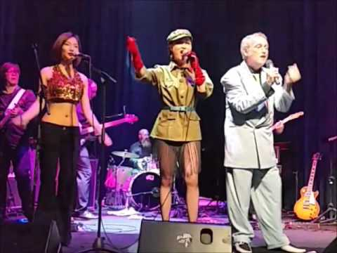 David Bowie Tribute at On Stage, Shanghai, 2016-05-06