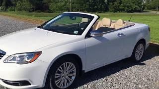 Chrysler 200 Convertible 2014 Videos