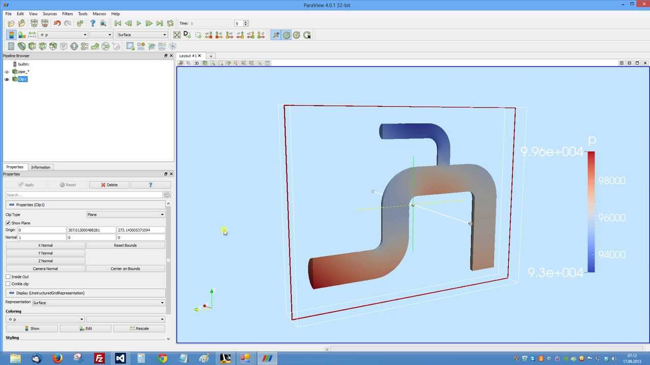 FLOW | CFD Flow Simulation using Inventor and OpenFoam (Demonstration Video)