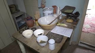 A Look Around Whittakers Cottages W&D Museum
