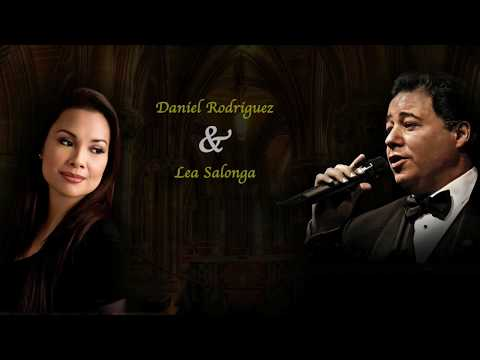 Panis Angelicus [w/ English translated lyrics] - Daniel Rodriguez & Lea Salonga