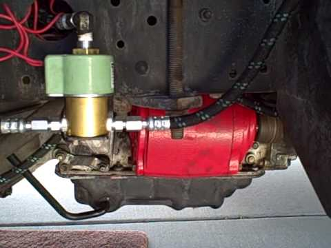 4r100 transmission solenoid diagram chelsea pto vortex youtube  chelsea pto vortex youtube