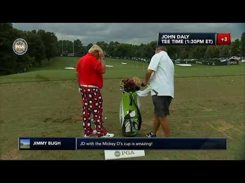 2017 PGA Championship LIVE Round 2 Coverage