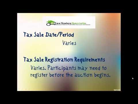 Virginia Tax Deeds