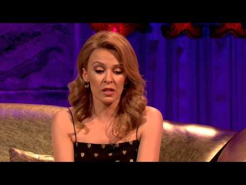 Kylie Minogue - Alan Carr -Chatty Man - 16/5/2014 - Part 1