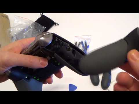 How to Glue / Replace the Rubber Grips on a Xbox One Elite Controller