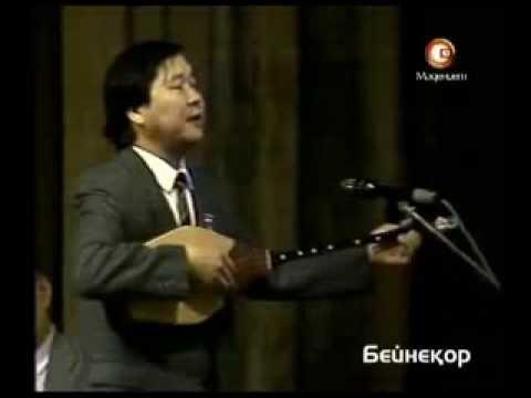 Zhәnіbek Kәrmenov Өzіm turaly Қ Amanzhol