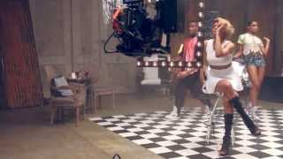 """Ciara """"I'm Out"""" Behind The Scenes Choreography"""
