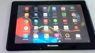 Планшет Lenovo IdeaTab A7600