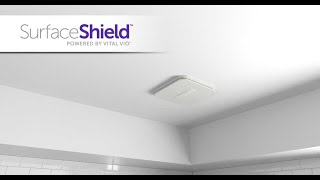 Broan SurfaceShield Vital Vio Powered 110 CFM Roomside Ventilation Fan Features and Benefits Video