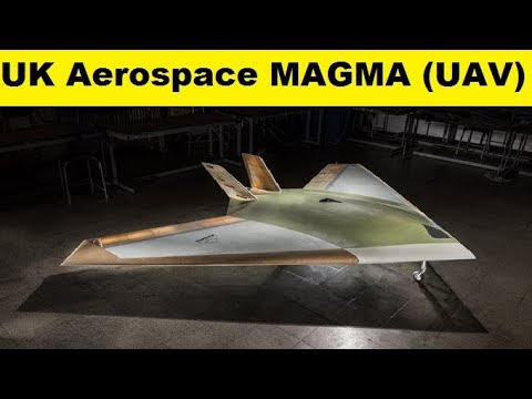 UK Aerospace BAE Systems Tested flight trials with MAGMA UAV