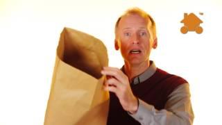 Бумажные крафт мешки от