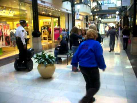 Mall Cop edition ---SAAB Group in INDIANA (Buisnes Conference)