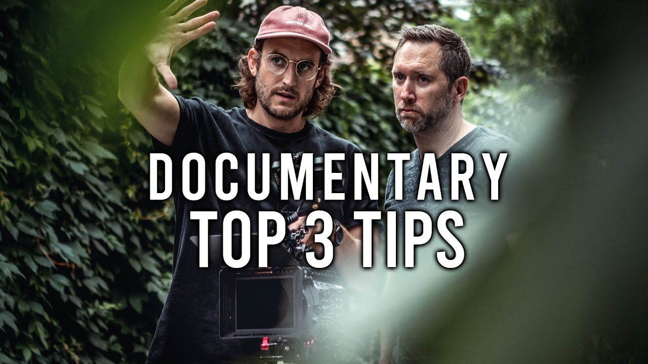 DOCUMENTARY FILMING TIPS & GIMBAL GIVEAWAY!