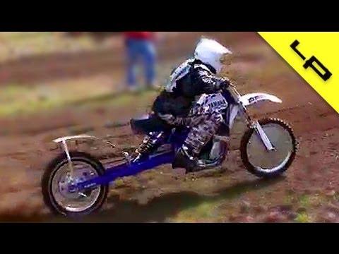Nitro Hillclimb Bikes in HD