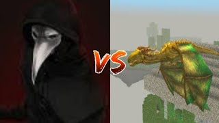 PDB Vs Ashkore The Electric Dragon