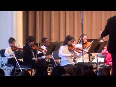 May Song - Suzuki - Germantown Branch Junior Orchestra