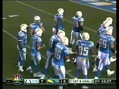 2009 CHARGERS-COLTS PLAYOFFS